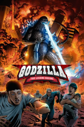Godzilla: The Legend begins