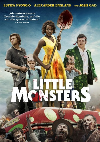 Little Monsters - Erstauflage mit O-Card