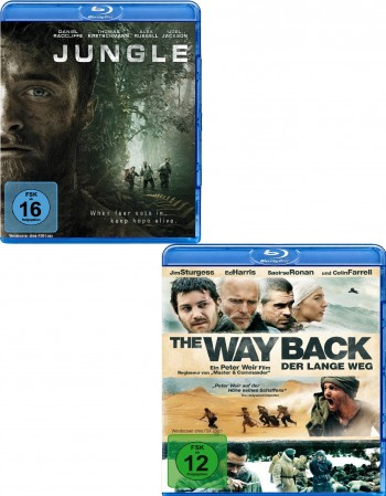 Bundle: Jungle / The Way Back