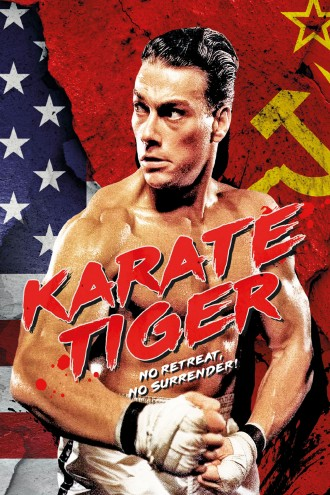 Karate Tiger - US-Originalfassung LTD. - 2-Disc-Mediabook