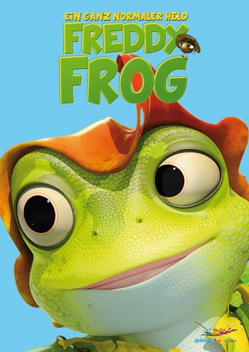 Freddy Frog - Ein ganz normaler Held- for Kids!