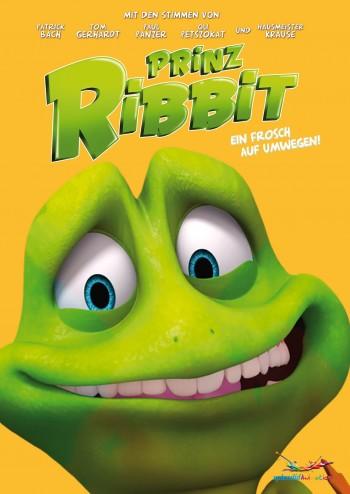 Prinz Ribbit - Ein Frosch auf Umwegen! - for Kids!