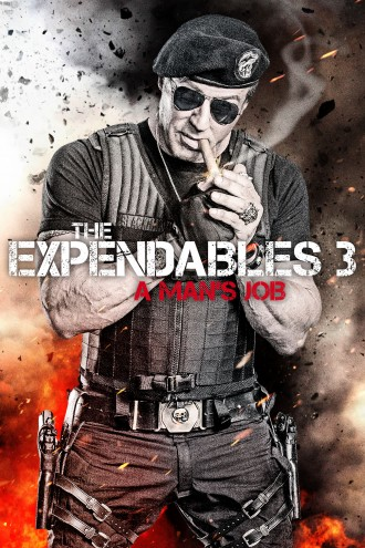 The Expendables 3 - A Man's Job  LTD. - Extended Director's Cut - Limited Steelbook