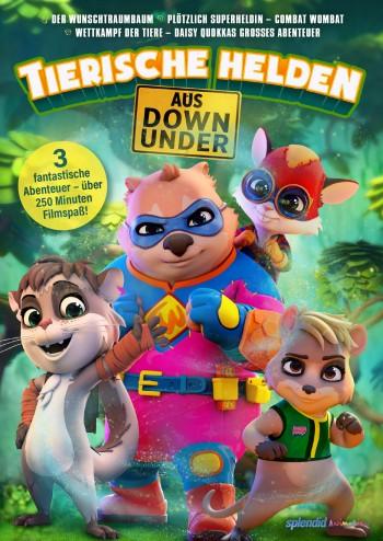 Tierische Helden aus Down Under (3er DVD-Box)