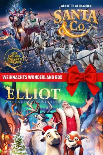 Weihnachts Wunderland Box Santa & Co. + Elliot