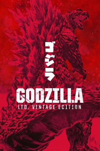 Godzilla - Limited Vintage Edition LTD.
