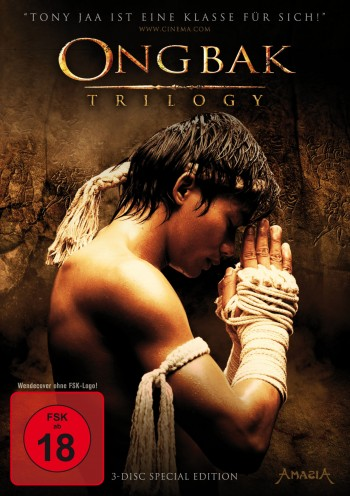 Ong Bak Trilogy - Special Edition