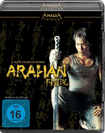 ARAHAN - LIMITED GOLD-EDITION