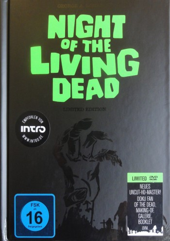 Night of the Living Dead - Limited Edtion LTD.