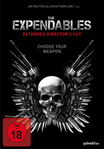 The Expendables - Extended Director´s Cut