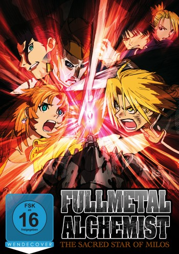 Fullmetal Alchemist - The Sacred Star of Milos