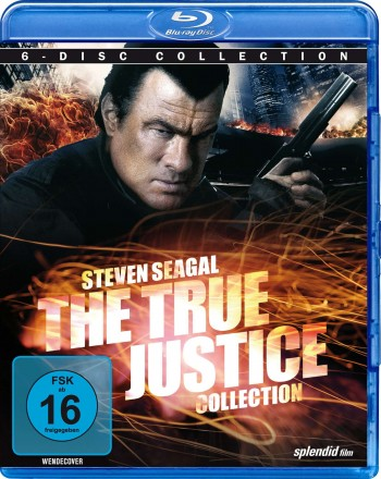 The True Justice Collection - 6-Disc Collection