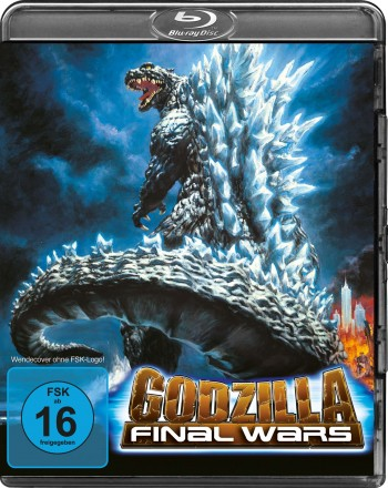 Godzilla Limited Millennium Monster Box