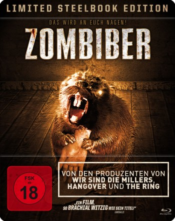 Zombiber - Limited Steelbook Edition