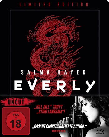Everly - Limited Blu-ray Steelbook