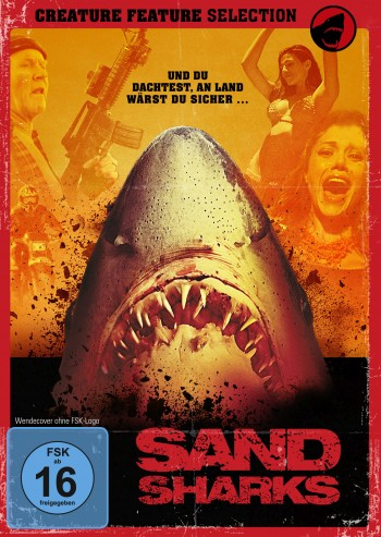 Sand Sharks - Creature Feature Selection