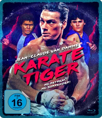 Karate Tiger - Uncut - Limited Steelbook Edition