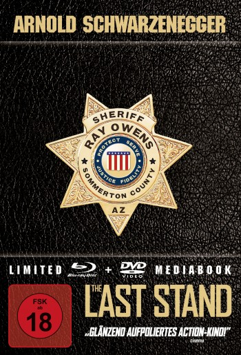 The Last Stand - Limited Mediabook