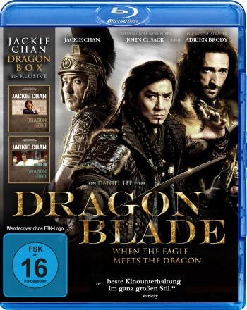Jackie Chan - Dragon Box