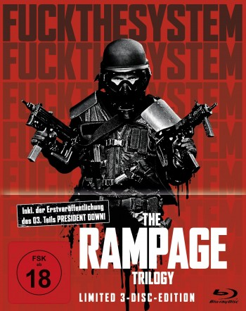 The Rampage Trilogy - LTD. Edition