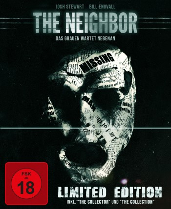 The Neighbor - Das Grauen wartet nebenan - Limited-Edition
