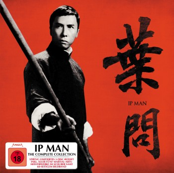 Ip Man - The Complete Collection - Limited 5-Disc Special Edition