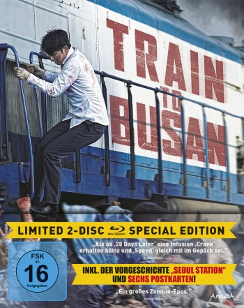 Train to Busan - Limited 2-Disc-Special Edition inkl. 6 Postkarten