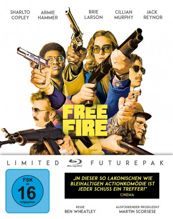 Free Fire LTD. - Limited Special Edition