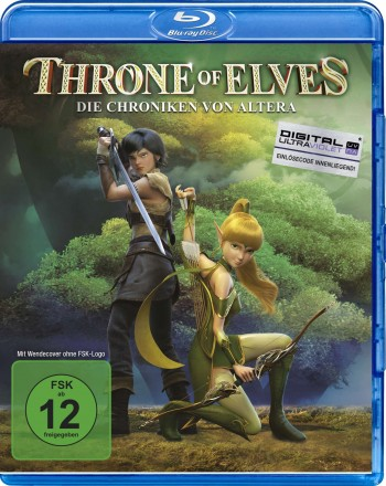 Throne of Elves - Die Chroniken von Altera