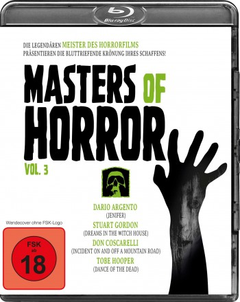 Masters Of Horror Vol. 3