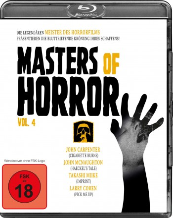 Masters Of Horror Vol. 4