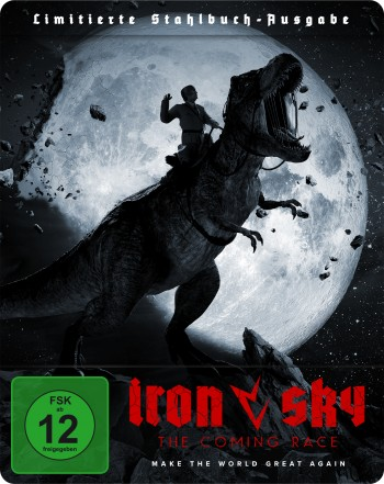 Iron Sky: The Coming Race LTD. - Steelbook LTD.