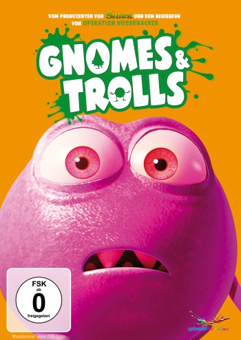 Gnomes & Trolls - for Kids!