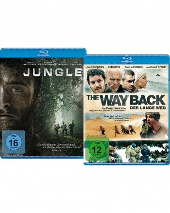 Bundle: Jungle / The Way Back LTD.