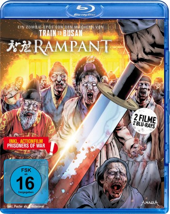 Rampant - (Inkl. Prisoners of War)