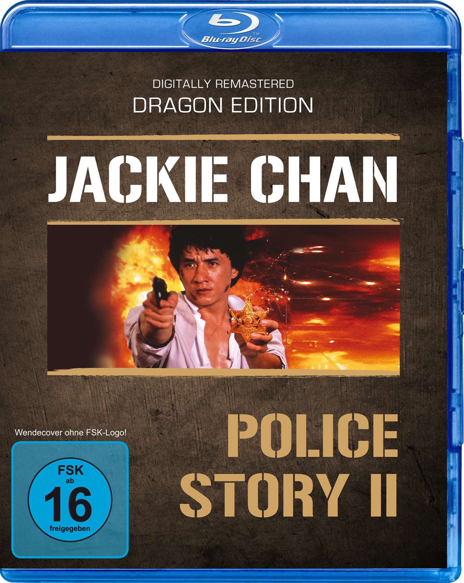 Police Story 2, Blu-ray